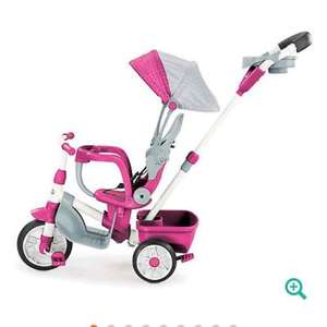 Little tikes pink 4 in 1 trike £63.00 at Debenhams.
