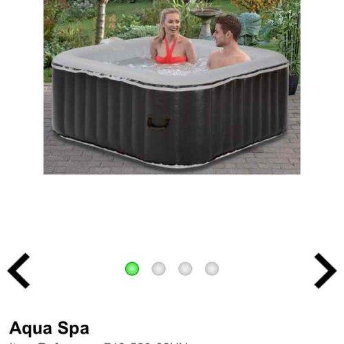 4 person Aqua Spa £274 Del @ Studio