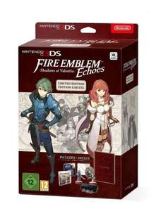 Fire Emblem Echoes: Shadows of Valentia - Limited Edition (NEW), £68.99 @ Grainger Games