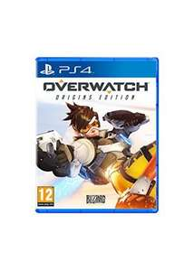 Overwatch PS4 & XBOX ONE £24.95 @ Base.com