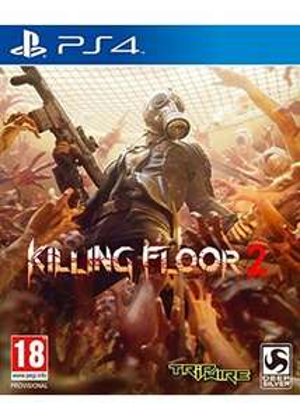 Killing Floor 2 Ps4 £17.85 @ Base