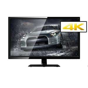"ElectriQ 28"" EIQ-284KMB 4K Ultra HD 1ms Freesync Monitor £199.97 - Laptops Direct"