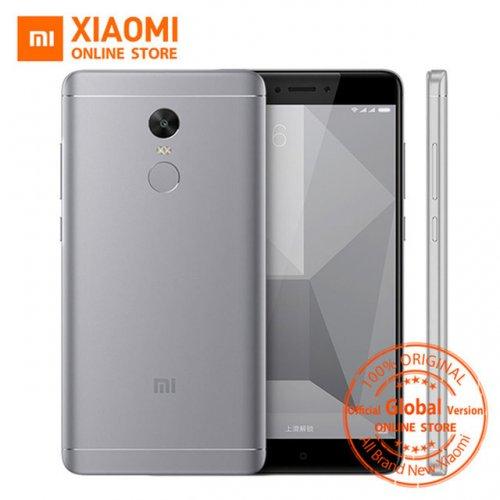Global Version Xiaomi Redmi Note 4 Qualcomm 3GB 32GB Mobile Phone Snapdragon 625 Octa Core 13MP Fingerprint £112.89 aliexpress / Xiaomi MC Store