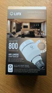 LIFX 800 smart home bulbs £12.91 in store Currys