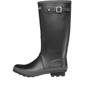 Karrimor Mens Wellington Boots Black/Dark Grey was £39.99 now £14.99 / £19.48 delivered @ MandMDirect. com