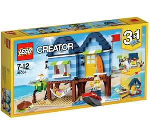 LEGO Creator Beachside Vacation £13.99 @ Tesco instore