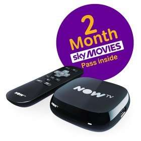 NowTV box - Ent/Movies/Kids £15 @ ASDA instore