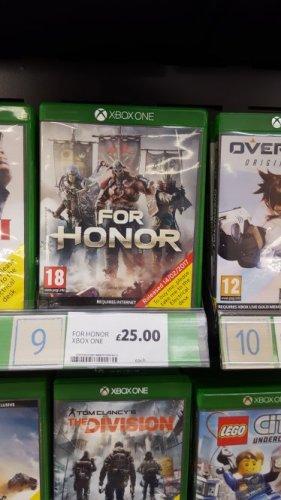 For Honor  Xbox One £25 @ Tesco - sunbury on thames