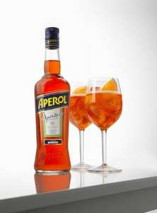 Aperol Aperitivo now £10 at Tesco and Waitrose