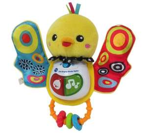 Vtech Soft Singing Birdie Rattle (was £10.99) Now £4.99 at Argos (links in OP)