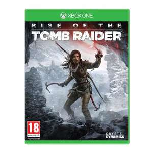 [Xbox One] Rise of the Tomb Raider - £8.00 (Pre-owned) - Gamescentre