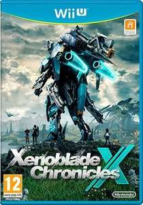 Back In Stock: Xenoblade Chronicles X Wii U Brand New £14.99 Delivered @ Game