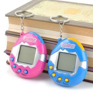 Tamagotchi Style Virtual Pet - £1.07 - GearBest