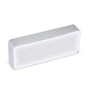 Original Xiaomi Bluetooth 4.2 Speaker  -  SILVER - GearBest - £21.47