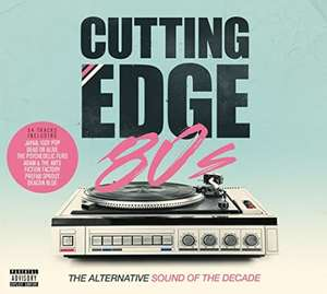 Cutting Edge 80s CD for the Old F@@ts like me - £4.52 delivered @Amazon