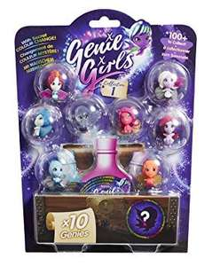 Genie Girls toys reduced to clear with prices starting from 50p at Wilko (Instore and online)
