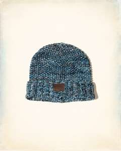 Hollister Patterned Knit Beanie only £3.99 @hollister. Free delivery