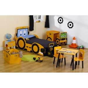 My 1st Jcb Digger Junior Bed Frame - was £149 now £102.32 delivered with code @ Tesco Direct