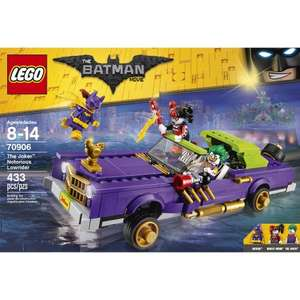 LEGO The Joker™ Notorious Lowrider - £19.59 instore @ Tesco (Widnes)