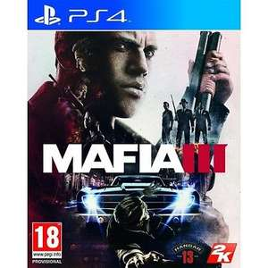 [PS4] Mafia III - £14.95 - eBay/TheGameCollection
