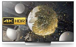 Sony 55 inch 4k TV - KD55XD8599BU - CURRYS - £824 with code (+TCB available)