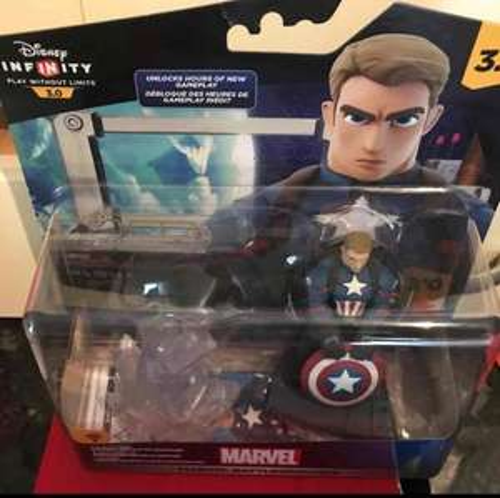 Disney Infinity 3.0 Marvel Battlegrounds £5 Asda instore (Wrexham)
