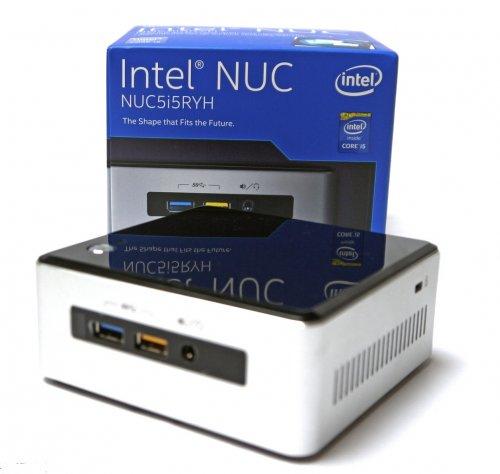 Intel i5-5250U Barebones NUC (Kit NUC5i5RYH)  £194.25 @ ebay / EncorePC