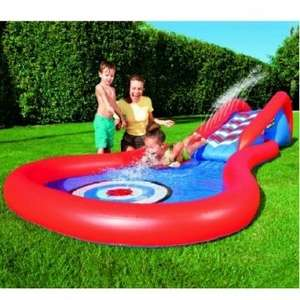 Bestway Splash and Play Cannon Ball Water Slide (Was £49.99) Now £27.99 at Very