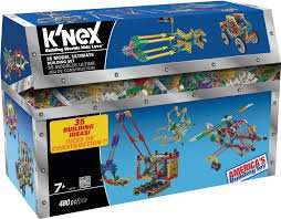 K'Nex 35 Model Set Catalogue Number: £6.25 instore @ Tesco