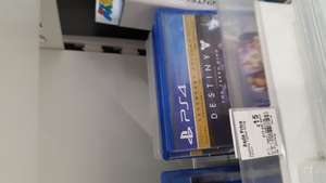 Ps4 Destiny Legendary Ed. £15 instore @ Asda