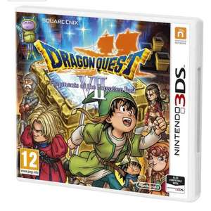 Dragon Quest Fragments of the Forgotten Past £19.99 @ Amazon