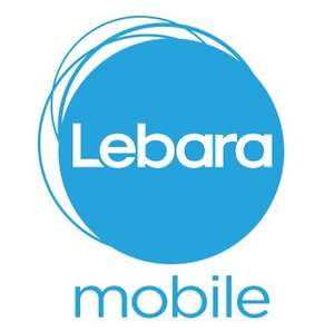 Lebara - 1000 minutes, 100 international minutes and 2GB of data £1 using new customer code