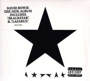 David Bowie Black Star CD Album only £1 instore Asda!