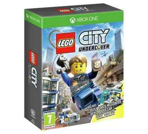 Lego City Undercover £29.99 @ Argos