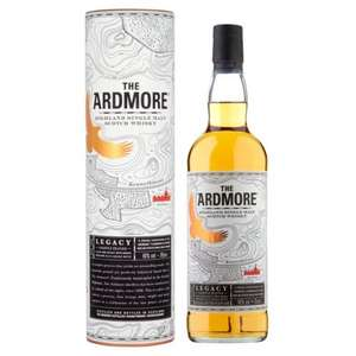 Ardmore Legacy Highland Single Malt £20 @ Tesco