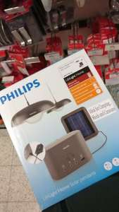 Philips Twin Solar Lighting Kit - £7.99 in store at Home Bargains
