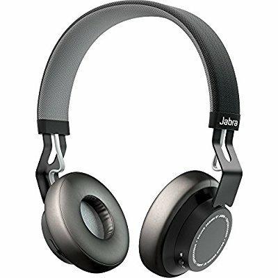Jabra Move Wireless Bluetooth On-Ear Headphones - Black for £42 @ amazon
