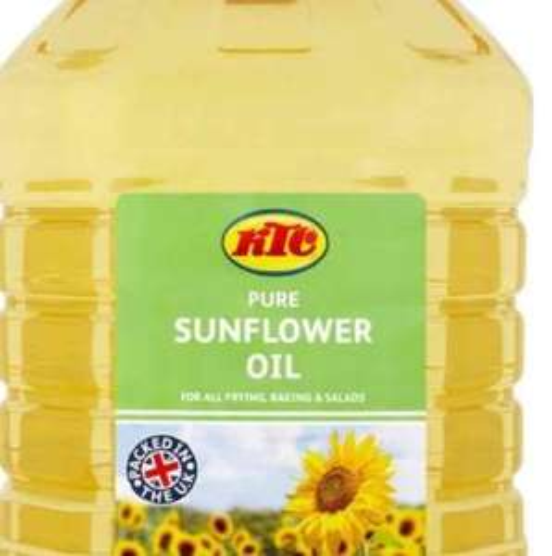 Costco Ktc 5ltr sunflower oil £3.75 instore