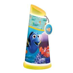 Finding Dory Tilt Torch and Night Light by GoGlow £2.99 (RRP£12.99) Home Bargains