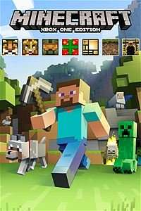 Xbox one Minecraft plus Fave packs £11.99