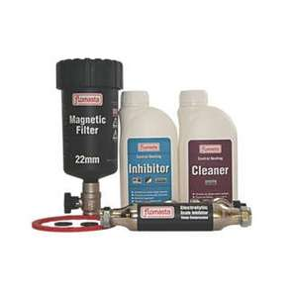 Flomasta Central Heating Filter Kit £69.99 @ Screwfix
