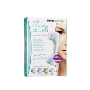 Lloyd's pharmacy skin cleansing brush - £9.99 (Free C&C or £3.95 Delivery)
