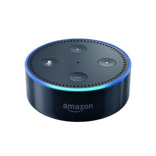Amazon Echo Dot £39 w/ voucher @ Tesco Direct