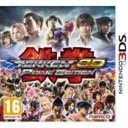 Tekken 3D prime edition (3DS) £5.99 used @ Grainger games