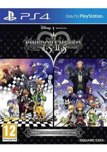 Kingdom Hearts HD 1.5 and 2.5 Remix (PS4) £27.85 @ simplygames