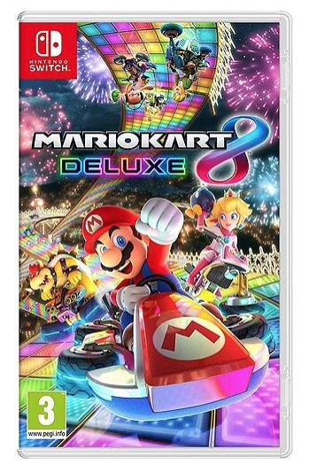 [Nintendo Switch] Mario Kart 8 Deluxe - £37.00 (Code: TDX-GHWP) - Tesco Direct