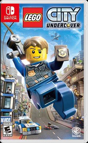 Lego City Undercover, Nintendo Switch £29.99 @ Argos
