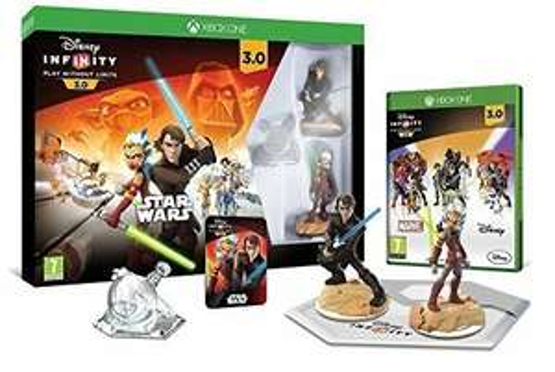 Disney Infinity 3.0: Star Wars Starter Pack (XB1/PS4) - £2 @ Asda