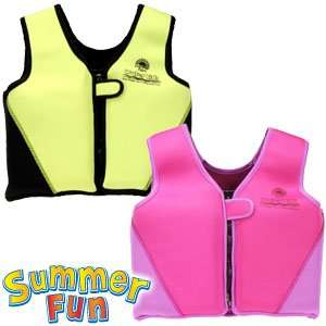 Children's swim jacket floatation swimming aid £6.99 @ Home Bargains