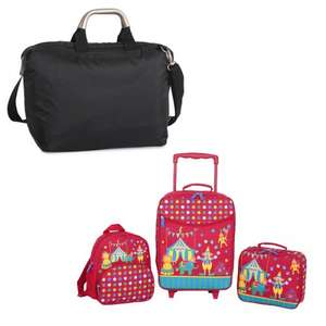 it luggage Worlds Lightest Holdall £10.49 delivered / Kids luggage/bags from £4.98 [See OP]  @ Bags Ect - Using code